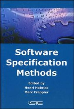 Frappier, Marc - Software Specification Methods, ebook