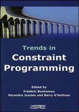 Benhamou, Frédéric - Trends in Constraint Programming, ebook