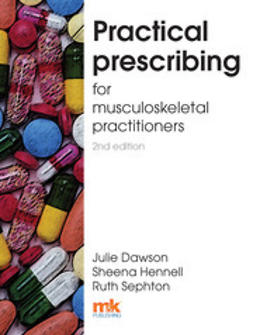 Dawson, Dr Julie - Practical Prescribing for Musculoskeletal Practitioners, e-bok