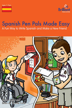 Leleu, Sinéad - Spanish Penpals Made Easy KS2, ebook