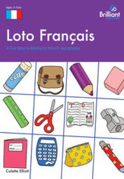 Elliott, Colette - Loto Français, ebook