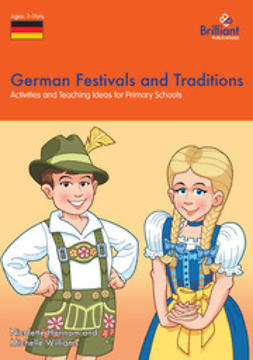 Hannam, Nicolette - German Festivals and Traditions, e-bok