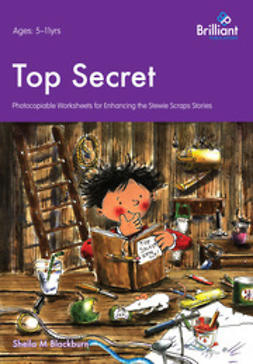 Blackburn, Sheila - Top Secret - Stewie Scraps Teacher Resource, ebook