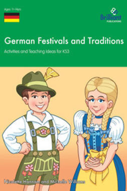 Hannam, Nicolette - German Festivals and Traditions KS3, ebook