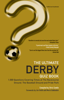 Cowlin, Chris - The Ultimate Derby Quiz Book, ebook