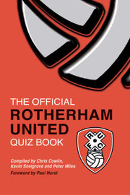 Cowlin, Chris - The Official Rotherham United Quiz Book, e-bok