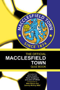 Cowlin, Chris - The Official Macclesfield Town Quiz Book, e-bok