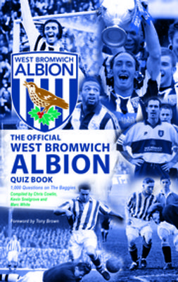 Cowlin, Chris - The Official West Bromwich Albion, ebook