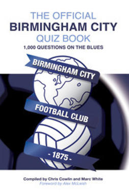 Cowlin, Chris - The Official Birmingham City Quiz Book, ebook