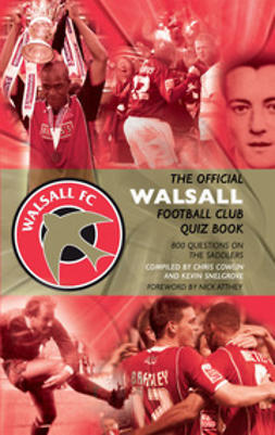 Cowlin, Chris - The Official Walsall Football Club Quiz Book, e-bok