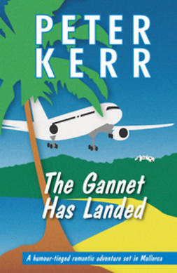 Kerr, Peter - The Gannet Has Landed, ebook