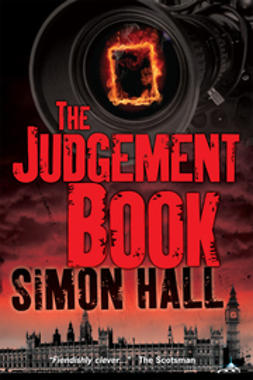 Hall, Simon - The Judgement Book, ebook