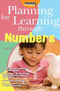 Clarke, Jenni - Planning for Learning through Numbers, e-kirja