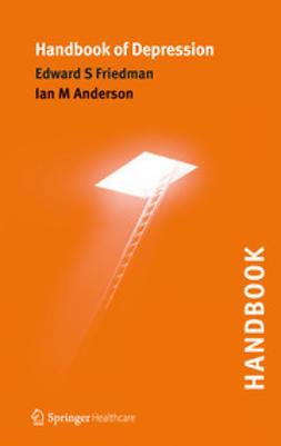 Friedman, Edward S - Handbook of Depression, ebook