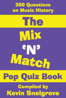 Cowlin, Chris - The Lady Gaga Quiz Book, e-kirja