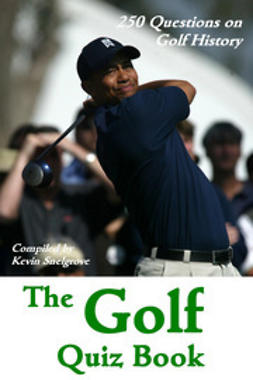 Snelgrove, Kevin - The Golf Quiz Book, e-bok