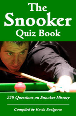 Snelgrove, Kevin - The Snooker Quiz Book, e-bok