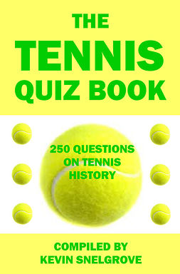 Snelgrove, Kevin - The Tennis Quiz Book, e-bok