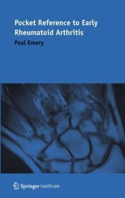 Emery, Paul - Pocket Reference to Early Rheumatoid Arthritis, ebook