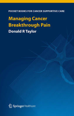 Taylor, Donald R - Managing Cancer Breakthrough Pain, ebook