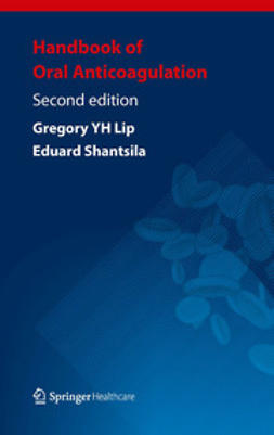Lip, Gregory YH - Handbook of Oral Anticoagulation, e-bok
