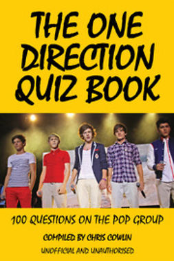 Cowlin, Chris - The One Direction Quiz Book, e-bok