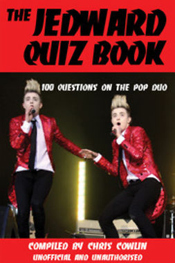 Cowlin, Chris - The Jedward Quiz Book, ebook