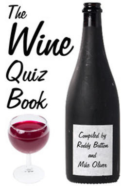 Button, Roddy - The Wine Quiz Book, e-kirja