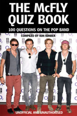 Kimber, Kim - The McFly Quiz Book, ebook