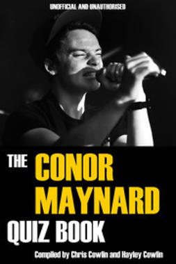 Cowlin, Chris - The Conor Maynard Quiz Book, ebook