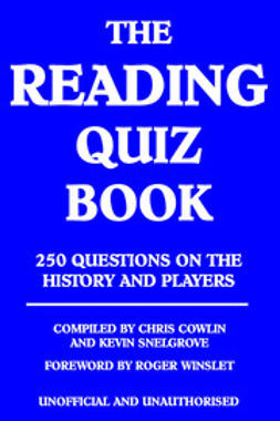 Cowlin, Chris - The Reading Quiz Book, e-bok