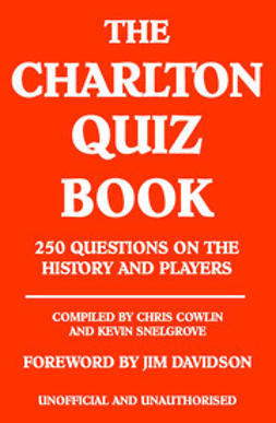 Cowlin, Chris - The Charlton Quiz Book, e-bok