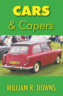 Downs, William - Cars and Capers, ebook