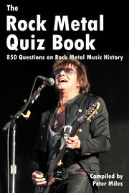Miles, Peter - The Rock Metal Quiz Book, e-bok