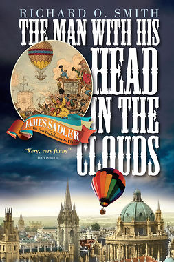 Smith, Richard O. - The Man With His Head in the Clouds, ebook