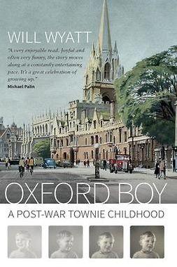 Wyatt, Will - Oxford Boy, ebook