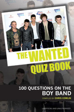 Cowlin, Chris - The Wanted Quiz Book, e-bok
