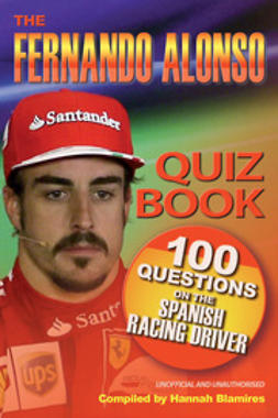 Blamires, Hannah - The Fernando Alonso Quiz Book, e-bok
