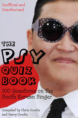 Cowlin, Chris - The Psy Quiz Book, ebook