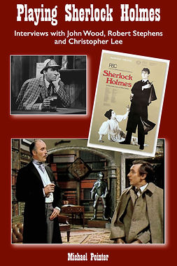 Pointer, Michael - Playing Sherlock Holmes, ebook