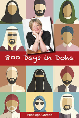 Gordon, Penelope - 800 Days in Doha, ebook