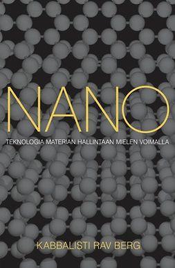 Berg, Rav - Nano, e-kirja