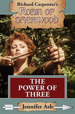 Ash, Jennifer - The Power of Three, ebook