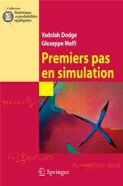 Dodge, Yadolah - Premiers pas en simulation, ebook