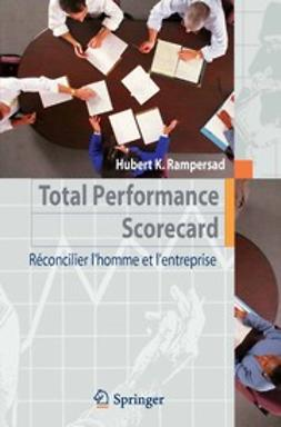Rampersad, Hubert K. - Total Performance Scorecard, ebook
