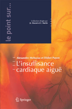 Mebazaa, Alexandre - L'insuffisance cardiaque aiguë, ebook