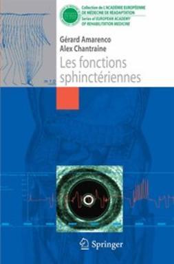 Amarenco, Gérard - Les fonctions sphinctériennes, e-bok