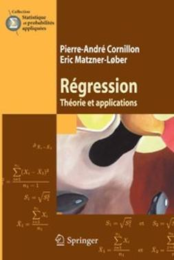 Cornillon, Pierre-André - Régression, ebook