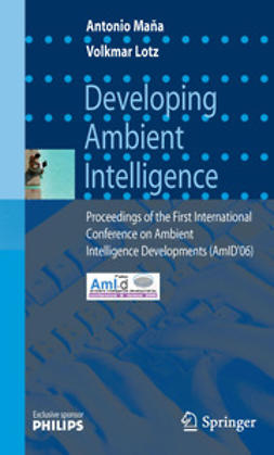 Lotz, Volkmar - Developing Ambient Intelligence, ebook
