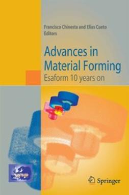 Chinesta, Francisco - Advances in Material Forming, ebook